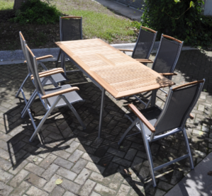 Tuinsets-Diningsets
