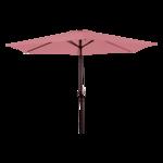 Parasol-Gemini-soft-pink-Ø3mtr