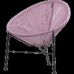 Draadstoel Gio soft pink