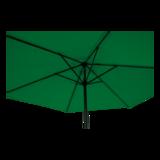 Parasol-Gemini-groen-Ø3mtr