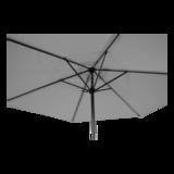 Parasol-Gemini-licht-grijs-Ø3mtr