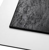 Tafelblad HORECA Vierkant Wit 60x60x3cm_