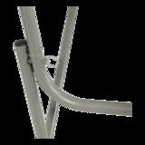 Statafel kunststofblad Ø80cm