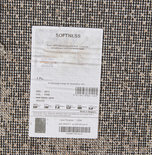 Vloerkleed DORSET 160x230 cm Mix
