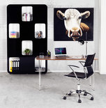 Bureaustoel OXFORD Zwart
