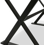 Bureau-Eettafel MAUD Wit 160x80cm