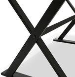 Bureau-Eettafel MAUD Wit 180x90cm