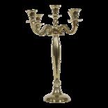 Kandelaar Classic alu goud 40,5cm