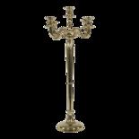 Kandelaar Classic alu goud 78cm