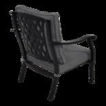 Gietaluminium lounge stoel Queens