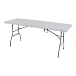 Party/Buffet table, retractable, 180x70cm,