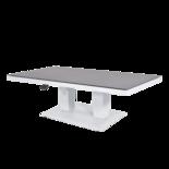 Loungetafel verstelbaar Mojito Blanco, 130x75cm