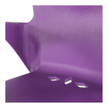 Stapelstoel Bella paars