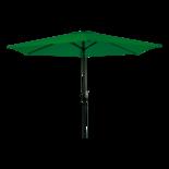 Parasol Gemini groen Ø3mtr