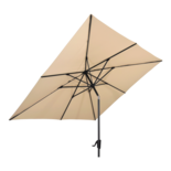 Parasol Libra ecru 2,5x2,5mtr
