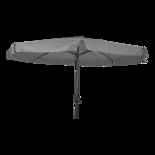 Parasol Libra grijs Ø3,5mtr