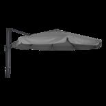 Zweefparasol Virgo grijs Ø3,5mtr