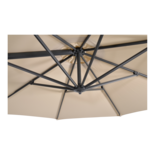 Zweefparasol Scorpio ecru Ø3,5mtr