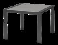 Tafel Duranite 100x100cm