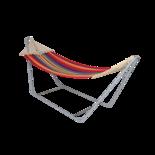 Hangmat met metalen frame (geretourneerd artikel)