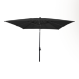 Parasol Libra zwart 2,5x2,5mtr (geretourneerd artikel)