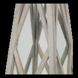 Windlicht Himalaya hout (set van 3)