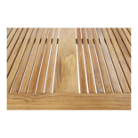 Outdoor Living - Tafel Marmaris RVS 220x92cm