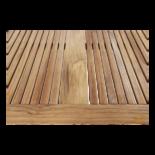 Outdoor Living - Tafel Marmaris RVS 152x90cm