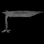 Outdoor Living - Zweefparasol Taurus grijs 3x4mtr