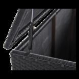 Kussenbox Black (geretourneerd artikel)