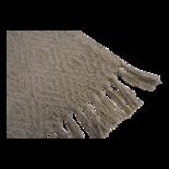 Outdoor Living - Plaid Diamond bruin/beige, 125x150cm