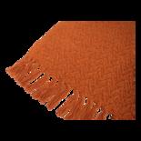 Outdoor Living - Plaid oranje, 125x150cm