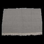 Outdoor Living - Plaid beige/zwart , 125x150cm
