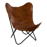 Outdoor Living - Vlinderstoel Buffalo Bruin