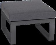 Outdoor Living - Lounge hocker Pina Colada Negro