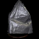 Beschermhoes grijs voor 2 persoons hangstoel (geretourneerd artikel)