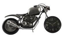 Countryfield - Tafelklok motor Guyton zilver -zwart