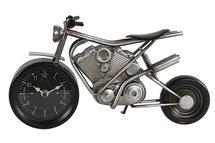Countryfield - Tafelklok motor Harrod zilver