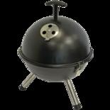 Barbecue tafelmodel kogel, Ø32cm zwart