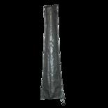 Beschermhoes parasol tot Ø4mtr/3x3mtr, rits en stok