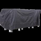 Beschermhoes zwart zitgroep, waterdicht 215x170cm