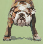 Schilderij DOGGY