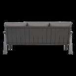 Loungebank Mai Tai 3-pers 190x79cm