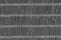 Deurgordijn PVC Tube grijs 100x230cm, 86s