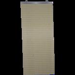Deurgordijn PVC Tube beige 100x230cm, 86s
