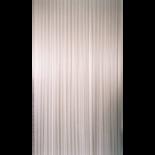 Deurgordijn PVC Tris wit 90x220cm, 32s