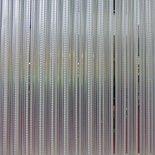 Deurgordijn PVC Tris wit 100x230cm,35s