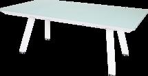 Tafel Breeze glas, 210x110x76cm