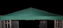 Paviljoendak Royal groen, voor art 42431 waterafstotend