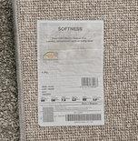 Vloerkleed DOOC 160x230 cm Grijs